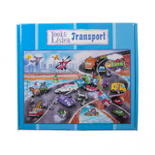 AT11012C Look & Listen Transport with CD